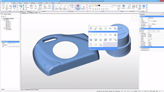 BricsCAD 3D modeling